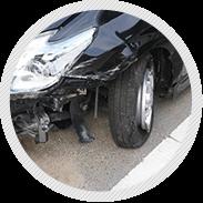 1)交通事故発生